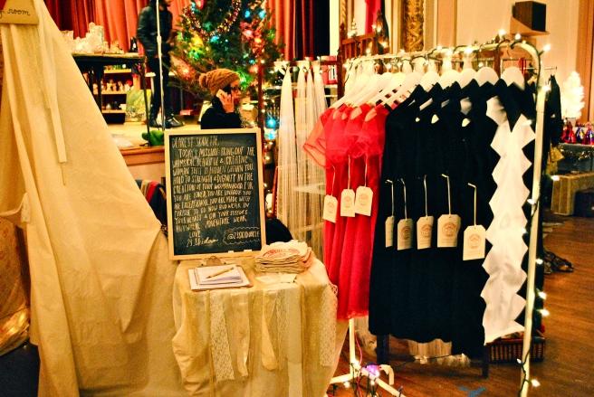 23 Skidoo Cleveland Flea Suzy's Zig Zag Dress & Stella's Date Dress